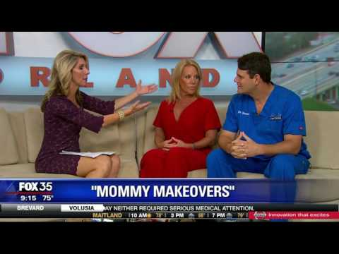 Mommy Makeovers in Orlando Florida at the Bassin Center for Plastic Surgery