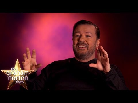 Download Youtube: Ricky Gervais Thinks He's the Co-Host on The Graham Norton Show