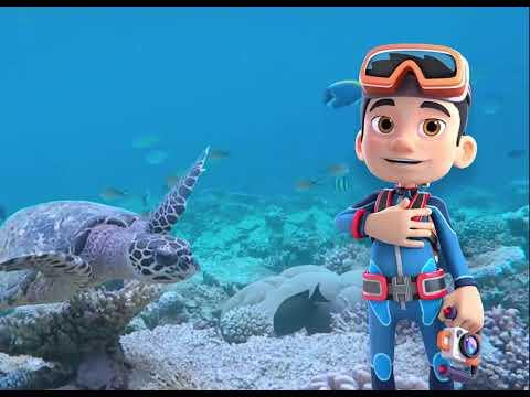 Hiro, Ocean Engineer - Inspire Science