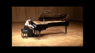 """Momoka Masuda plays C. Franck """" Prélude, Choral et fugue """""""