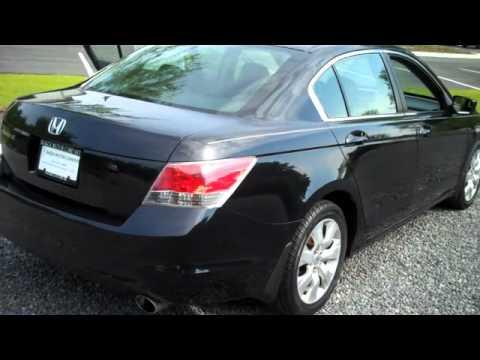 2008 Honda Accord EX  Black  YouTube
