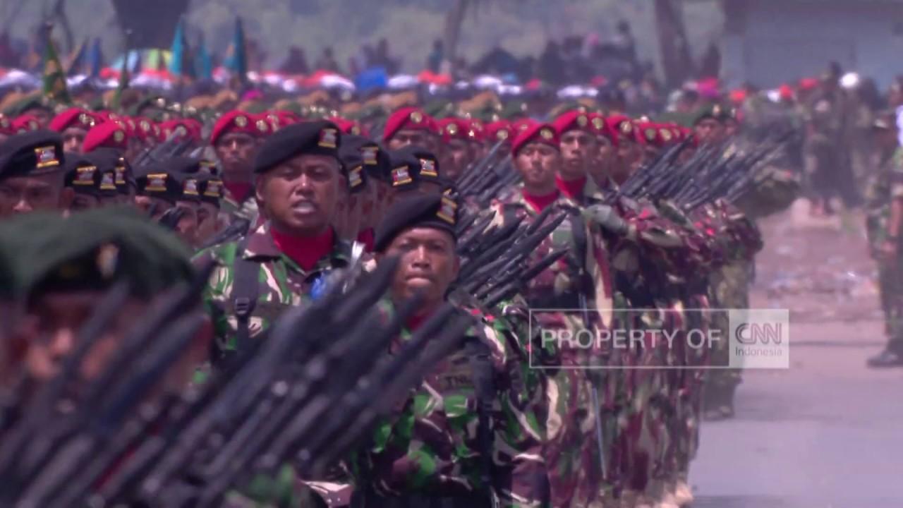 CNN Indonesia - Jayalah Tentara Nasional Indonesia - YouTube