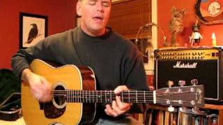 """""""Suite: Judy Blue Eyes"""" solo acoustic cover (CSN)"""