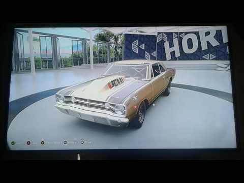 Forza horizon 3 Yeah another Damn Dart tune video (The Dart Killer tune)