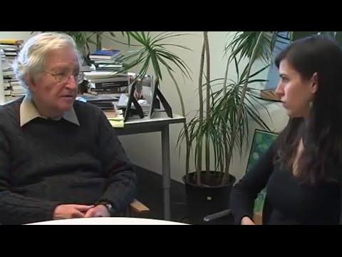 Noam Chomsky on Anarcho-primitivism