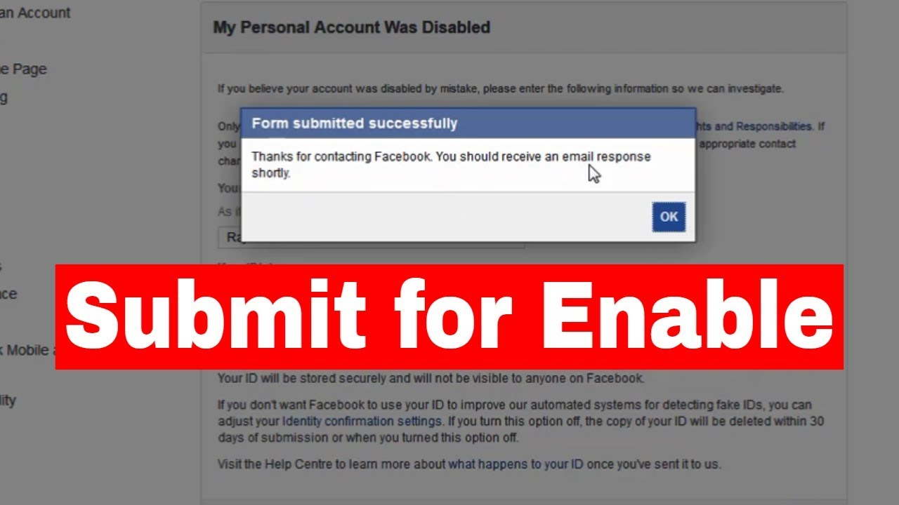 how to recover disabled facebook account 2019 | Recover Disabled Facebook  Account 2019 | RajTech