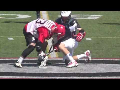 Cam Curland at CT CUP 6/2016 #23 Red/White