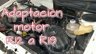 Renault 12, adaptación a R19