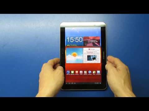 Samsung Galaxy Tab 8.9 P7300 factory hard reset