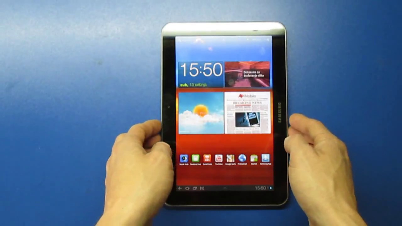 samsung galaxy tab 8 9 p7300 factory hard reset youtube rh youtube com Android Tablet Manual Nextbook Tablet Manual