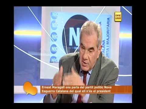Entrevista a Ernest Maragall a Catalunya Opina