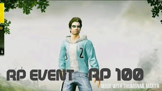 PUBG MOBILE RP EVENT [[WATCH NOW]] {{GAME ZONE}}
