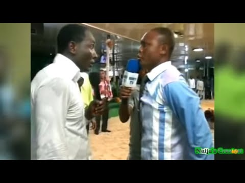 Video(skit): Naijas Craziest - Demon Pastor Vs Prophet Jeremiah Fufeyin