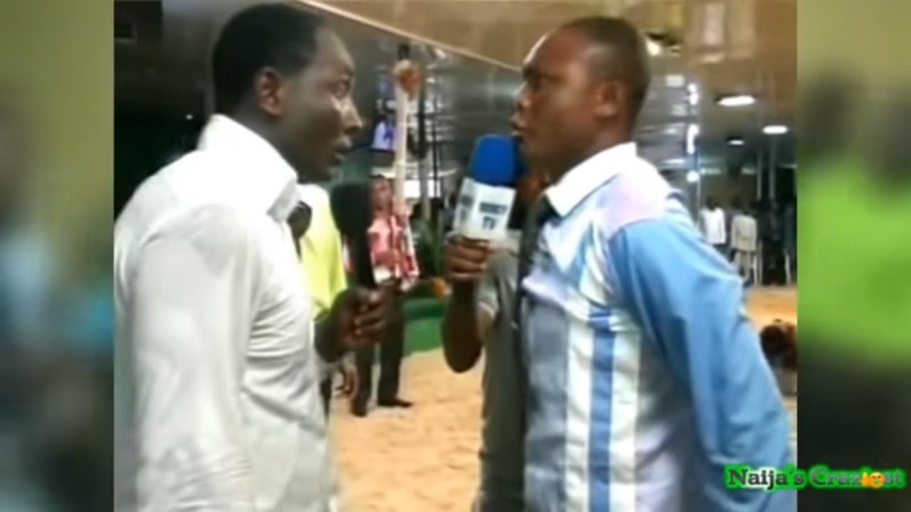 """Download Demon Pastor From """"Redeemed Christian Church"""" Attacks Prophet Jeremiah Fufeyin During Deliverance"""