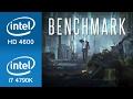 Hitman Absolution Benchmark Intel HD 4600 (Ultra Settings)
