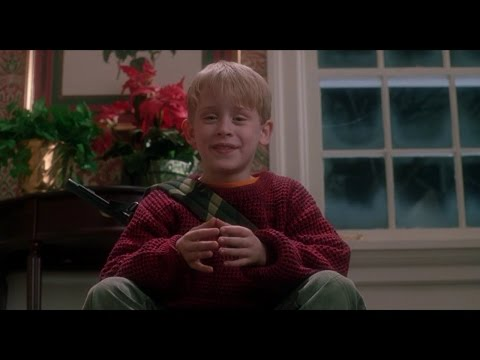 Home Alone - Run Run Rudolph