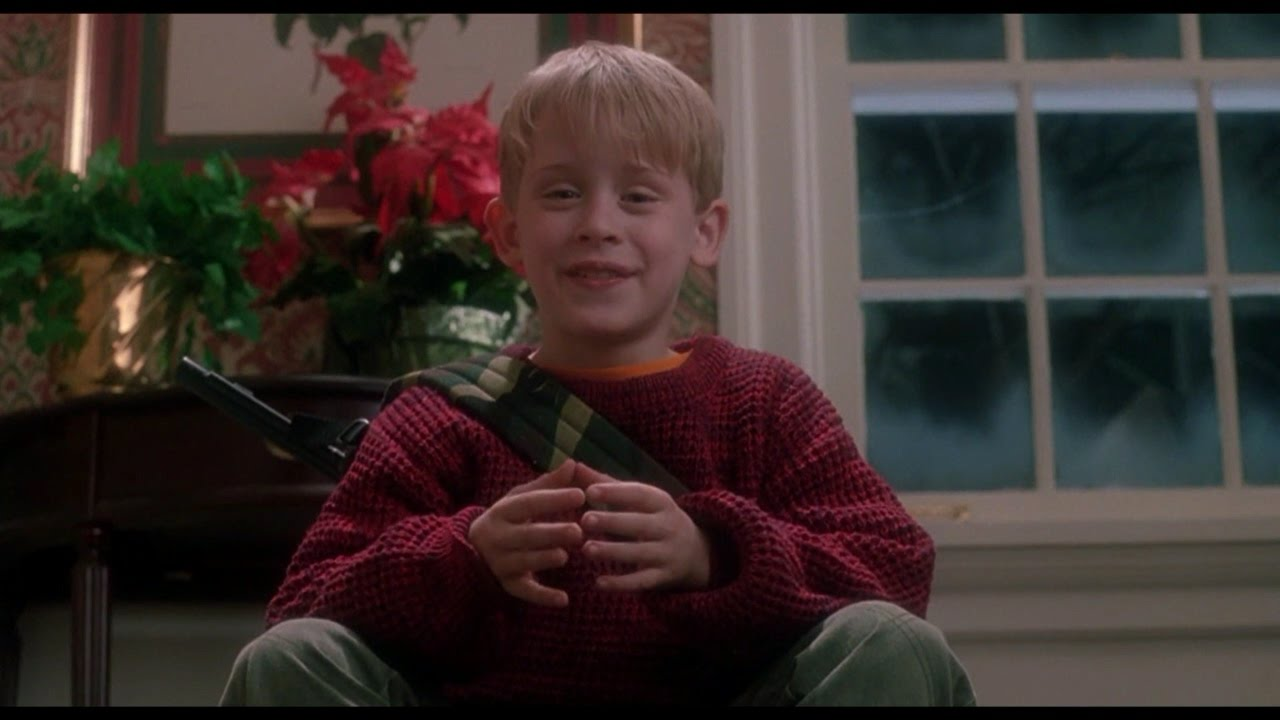 Image result for home alone smile