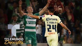 Santos Laguna cambiaría con América a ¿Julio Furch por Oribe Peralta? | Telemundo Deportes