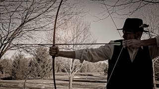 Crafting An English Longbow