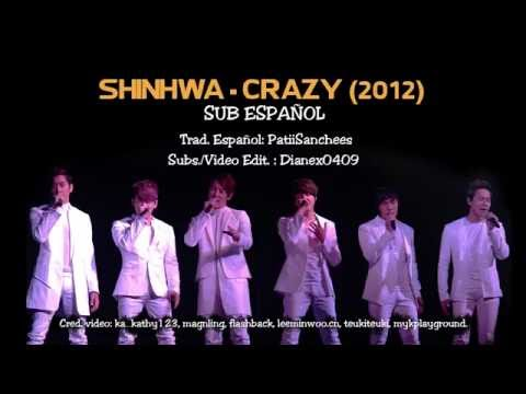 Shinhwa - Crazy Live 2012 (Video Edit.) Sub Esp  Rom