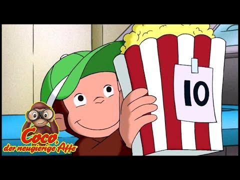 Coco der Neugierige Affe Deutsch🐵Der Punktezähler 🐵Ganze Folgen 🐵Cartoons für Kinder 🐵Staffel 5
