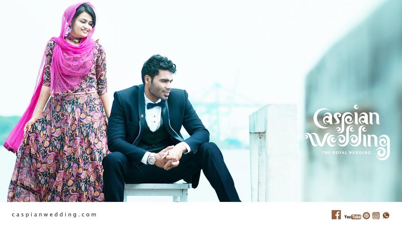 2018 Latest Kerala Muslim Wedding Rifas Wedding Caspian Wedding