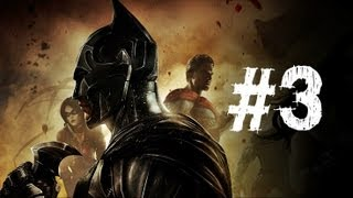 Injustice Gods Among Us Gameplay Walkthrough Part 3 - The Joker - Chapter 3