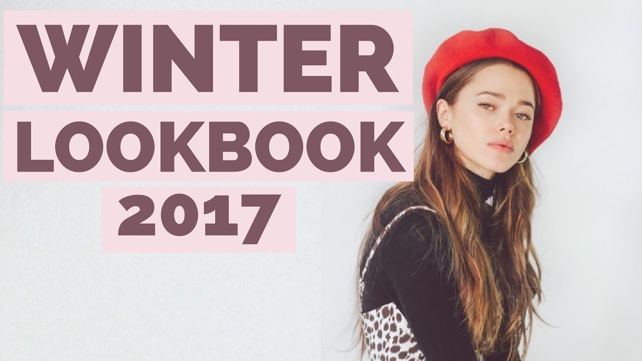 Winter Lookbook 2017 1