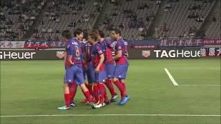 ディエゴ オリヴェイラ(FC東京)が自ら獲得したPKのチャンスを確実に沈...