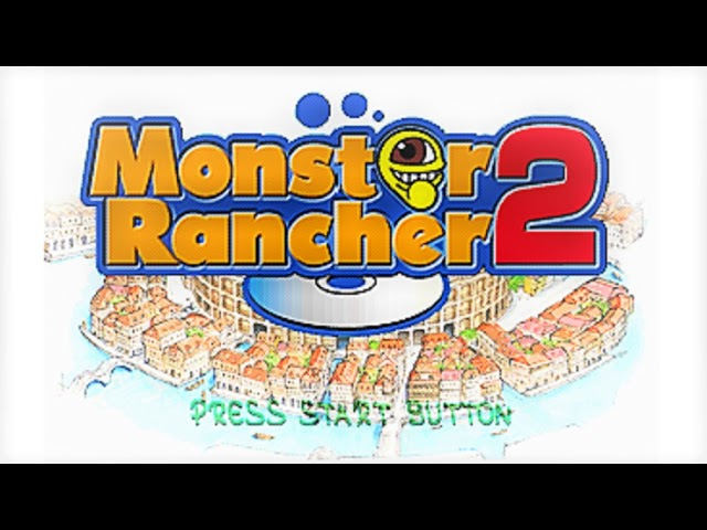 Official Battle (Grade A - S) - Monster Rancher 2 OST #1