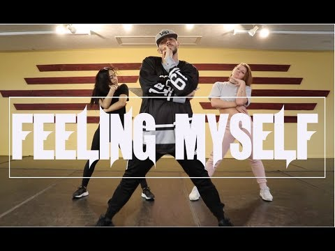FEELING MYSELF Nicki Minaj ft. Beyonce  @theINstituteofDancers  Choreography Cedric Botelho