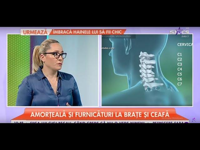artroza cervicala simptome