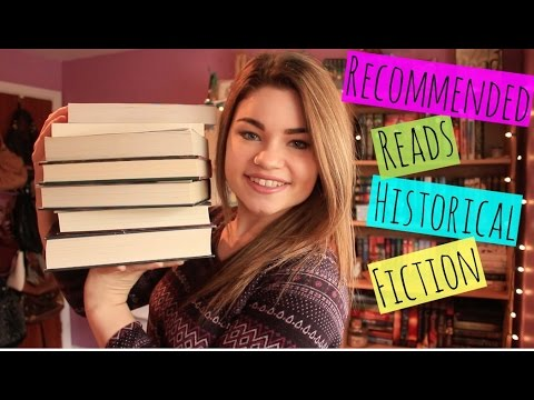 Recommended Reads: Historical Fiction!