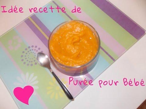 idée-de-purée-pour-bébé-au-babycook-#1