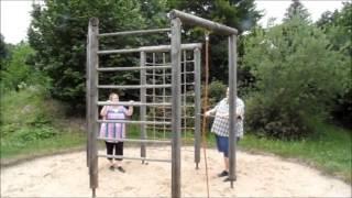 Bewerbungsvideo The Biggest Loser 2013 Team Gelb Pierre und Carolin