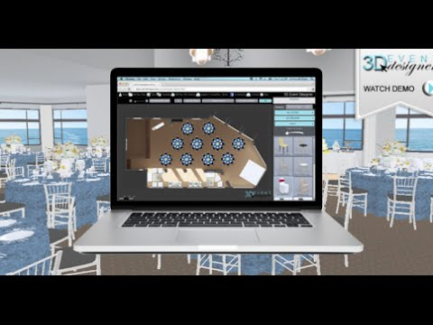 3D Event Designer Powered By Events Clique Webinar
