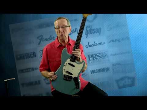 1965 Fender Duo Sonic Daphne Blue