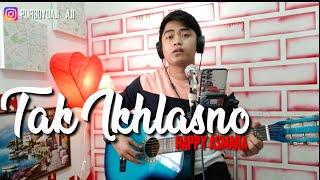 Tak ikhlasno - Happy Asmara cover wisnu aji dengan #soundcardv8