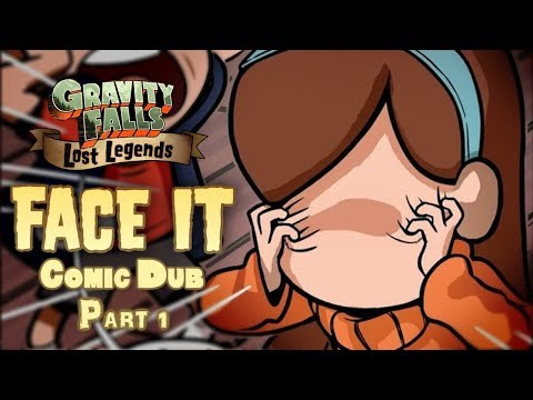 Part 1 - THEY STOLE MABEL'S FACE!? - Gravity Falls Comic Dub