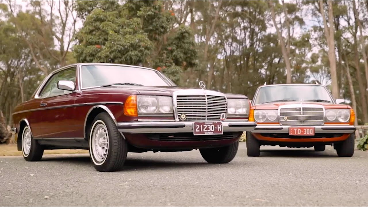 Mercedes-Benz W123 - Shannons Club TV - Episode 153