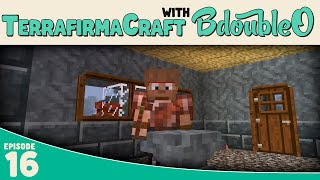 Minecraft Terrafirmacraft :: Somethin's Cooking! :: E16