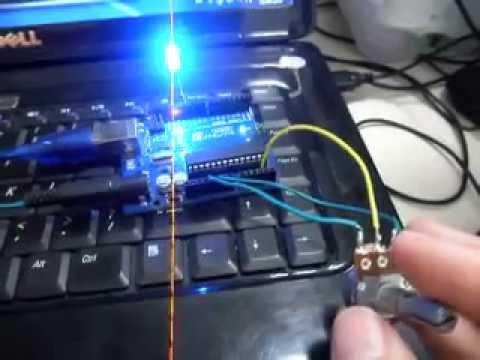 Lập trình vi điều khiển-Phần 6-Giới thiệu về phương pháp băm xung (PWM) trên mạch Arduino