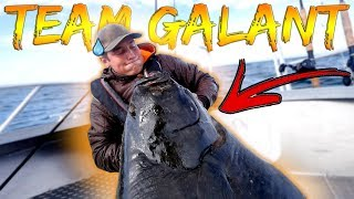 CATCHING GIANT HALIBUT - One Week in Norway | Team Galant