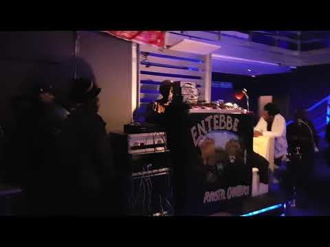 entebbe sound playing jerry lionz dubplate @ the escape club northampton 25 5 2018 pt4