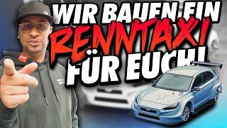 JP Performance - Wir bauen ein RENNTAXI für EUCH! | Hyundai i30N TCR