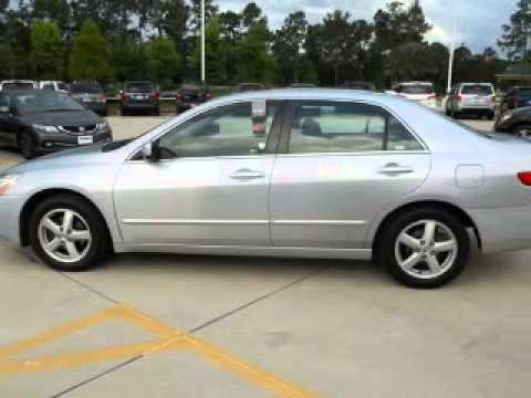 2005 Honda Accord   Covington LA