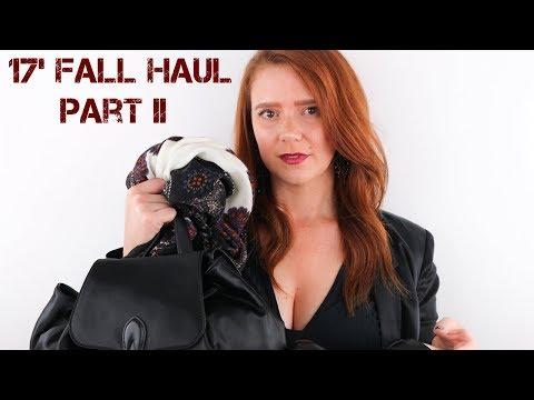 2017 Fall Accessories Haul // Fendi,...