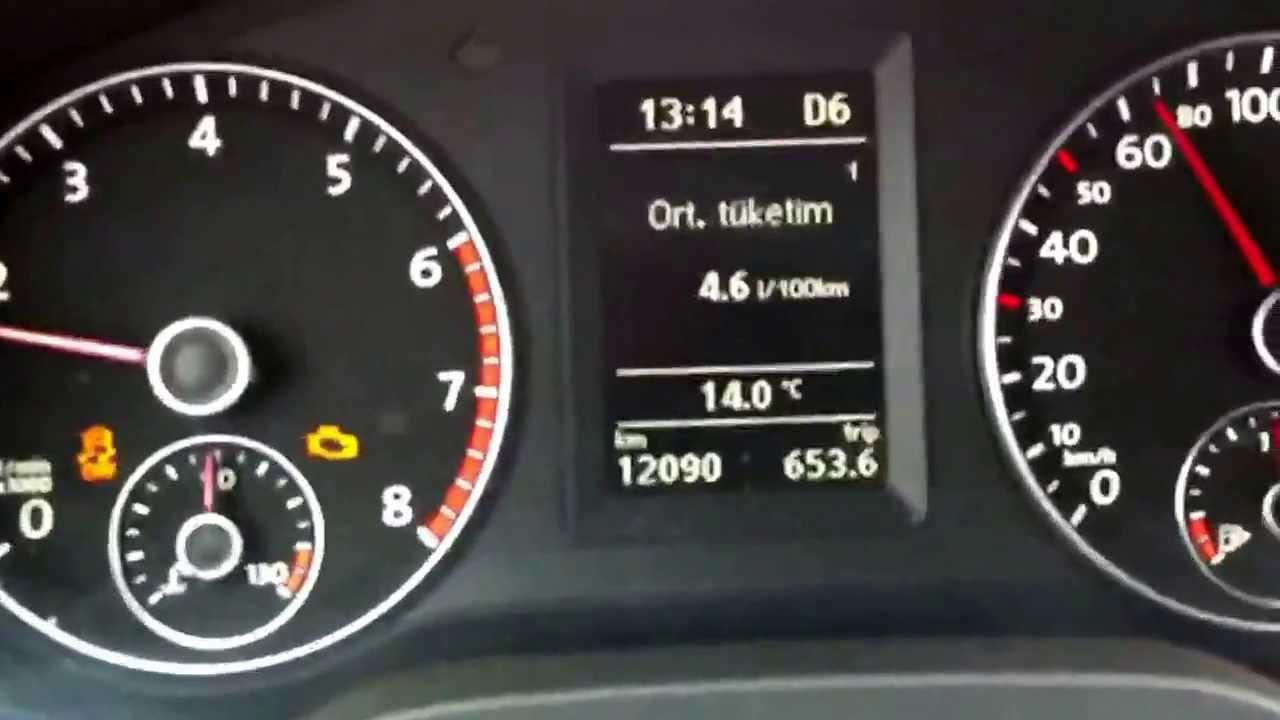 jetta 1.2 tsi yakıt tüketimi - rekor denemeleri (rekordan sonrası