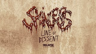 SKINLESS - Line of Dissent (Official Audio)