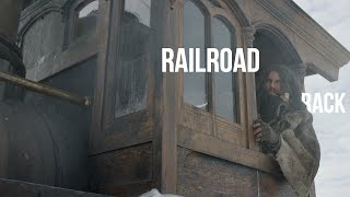 Hell on Wheels || Railroad Track (For Level 7 Productions)